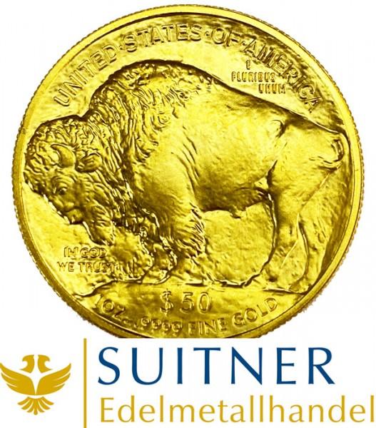 1 Unze American Buffalo Gold