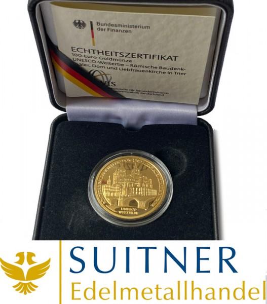 100 Euro Gold - Trier