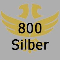 Ankauf 800 Silber